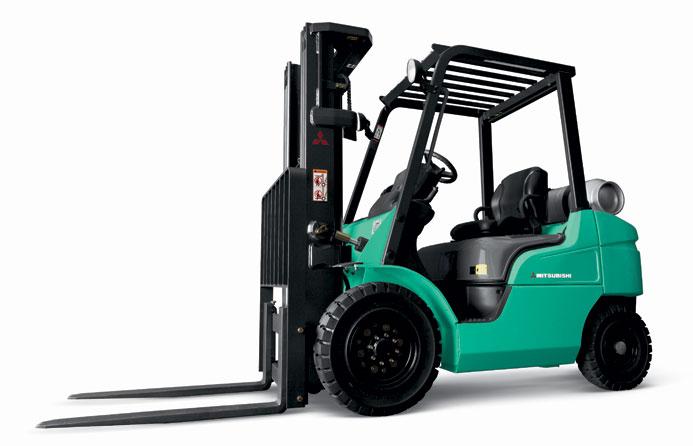 Mitsubishi Forklifts