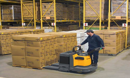 Electric Rider Forklifts