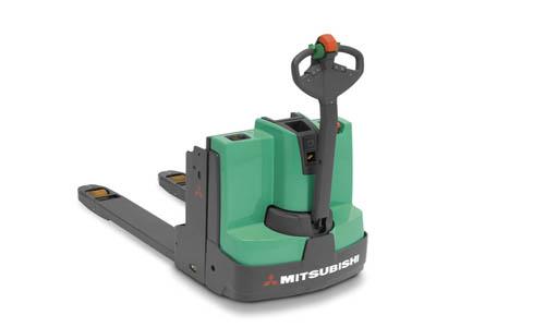 Mitsubishi Electric Walkie Forklift