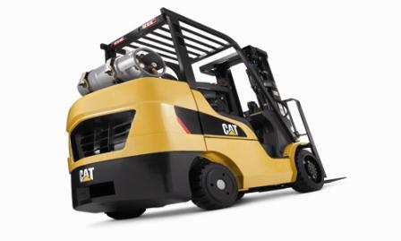Cat IC Cushion Forklifts