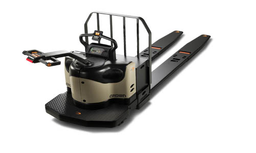 Crown PE4500 Electric Pallet Jack