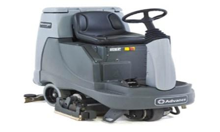 Industrial Floor Scrubbers & Sweepers