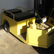 Industrial Electric Cart