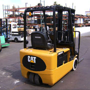 3 Wheel Electric Sitdown Forklift