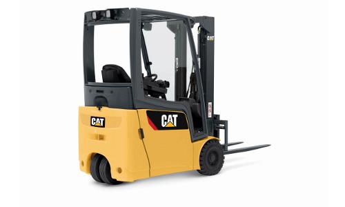Cat A 3507 Forklift