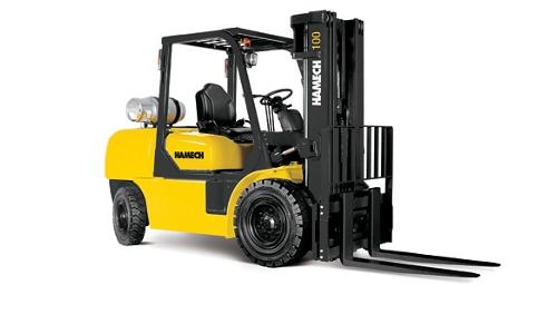 Hamech LPG Forklift