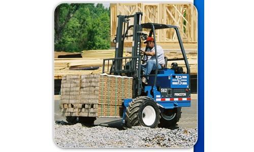 Princeton Forklifts Retailer