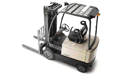 Crowl Forklift Rentals