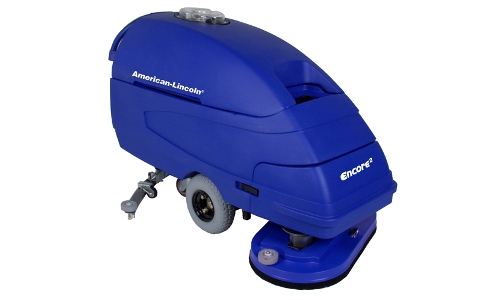 Warehouse Floor Scrubbers & Sweepers