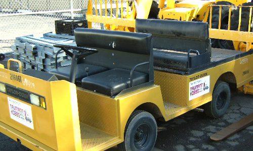 Industrial Golf Carts