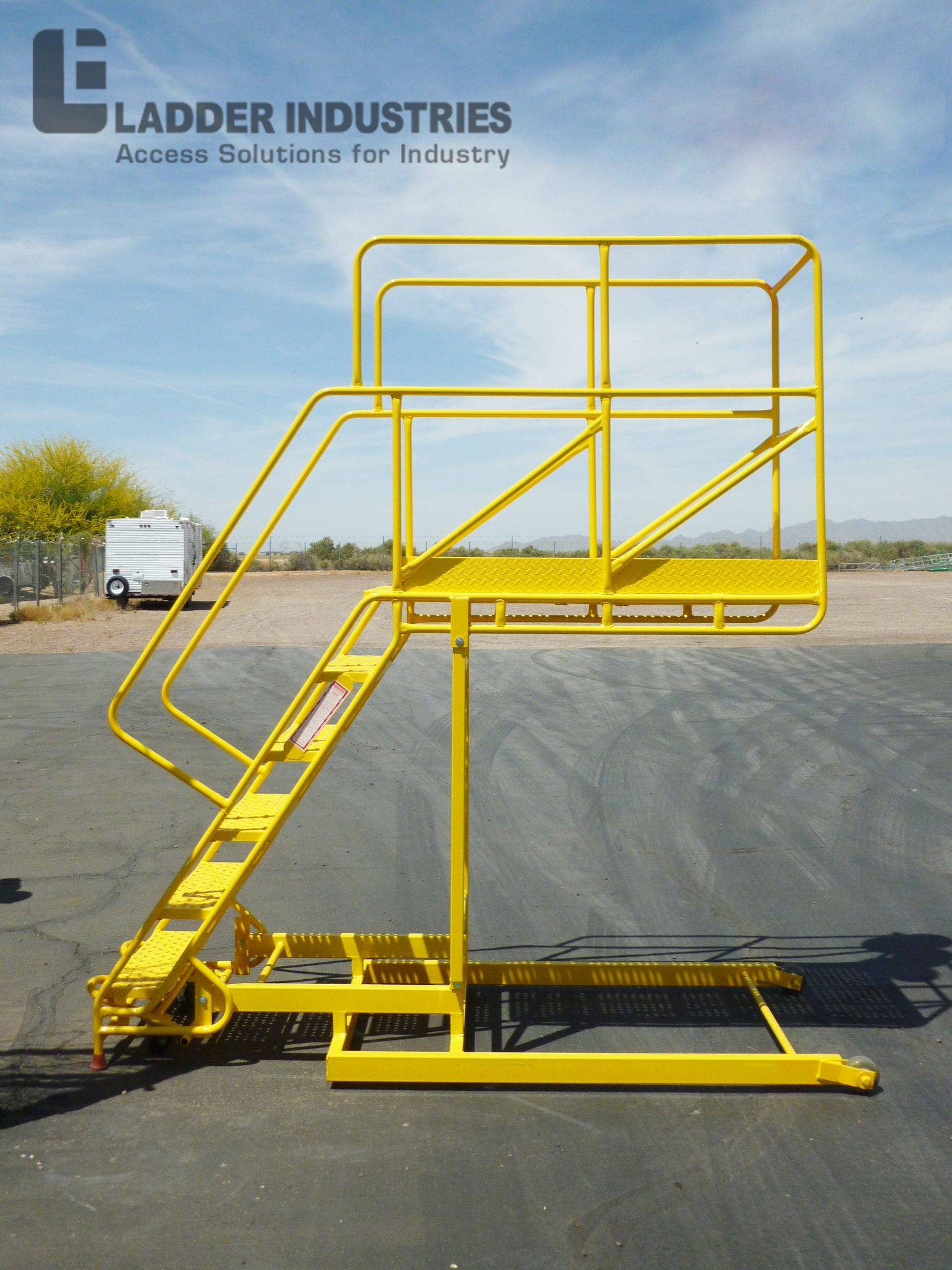warehouse ladder solutions