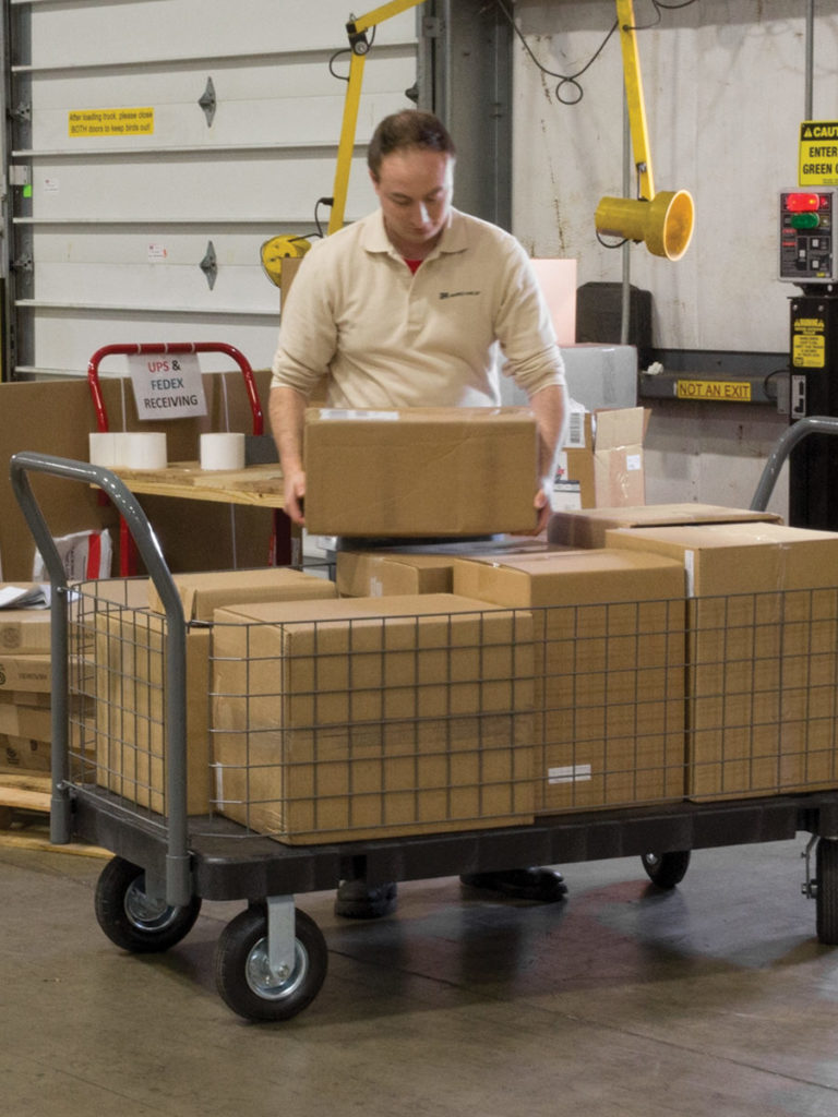 warehouse processing