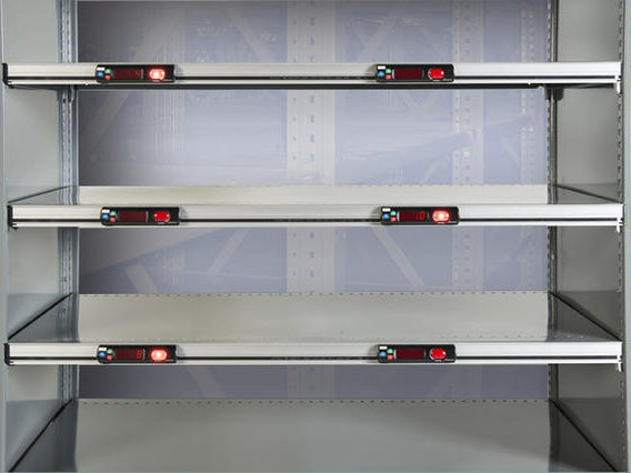 automated shelving